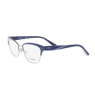 Vogue VO4033 5029 53 Purple/Silver Square Optical Frames - 53-17-140