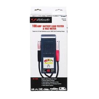 Schumacher BT-100 Battery Load Tester Volt Meter, 6 Volt, 100 amp
