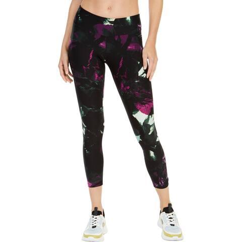 Calvin Klein Performance Womens Athletic Leggings Fitness Yoga