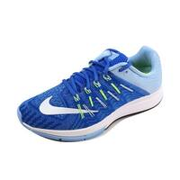 Nike Women's Air Zoom Elite 8 Hyper Cobalt/White-Blue Cap 748589-402