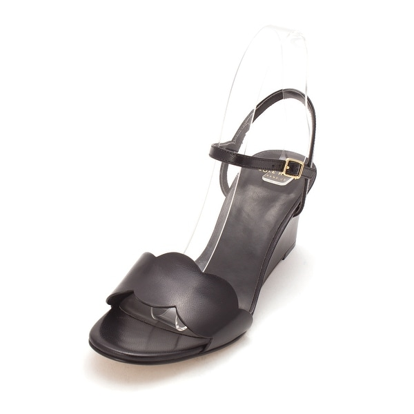 Cole Haan Womens Serfinesam Open Toe Casual Ankle Strap Sandals - 6