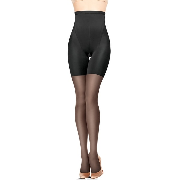 fb3ccda8a0d Shop SPANX In-Power Line Hi-Waisted Body Shaping Sheers 914 - Free ...