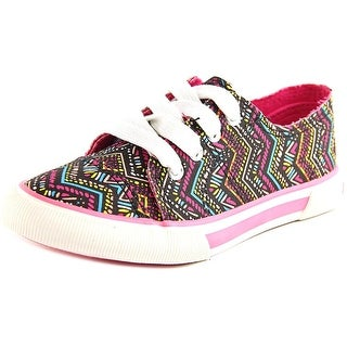 Rocket Dog Volcano Youth Round Toe Canvas Multi Color Sneakers