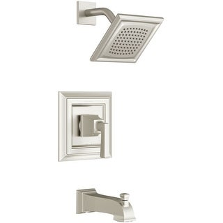 American Standard T455.502  Town Square S Tub and Shower Trim Package with 2.5 GPM Single Function Shower Head