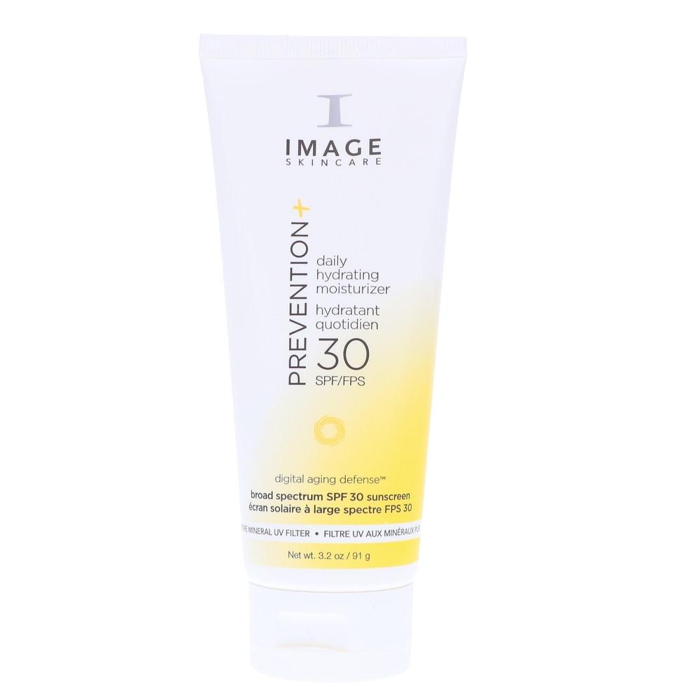 IMAGE Skincare Prevention Plus Daily Hydration SPF 30 Moisturizer 3.2 oz (Facial Sunscreen)
