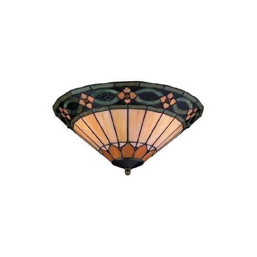 Craftmade LKE116CFL Two Light Compact Florescent Ceiling Fan Light Kit