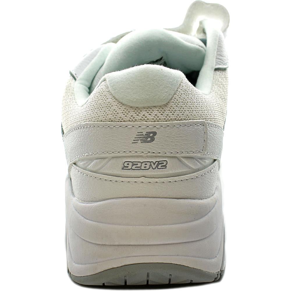 5a7e9cb8 New Balance WW928 Women 4E Round Toe Leather Sneakers