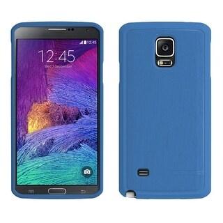 Body Glove Satin Case for Samsung Galaxy Note 4 - Blue