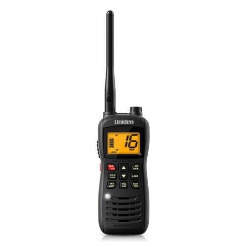 Uniden MHS126 Two-Way VHF Marine Radio