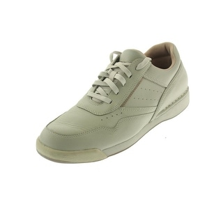 Rockport Mens Prowalker Leather Lace-Up Walking Shoes
