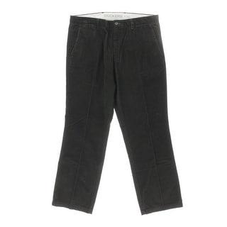Dockers Mens The Soft Khaki Classic Fit Flat Front Pants - 38/32