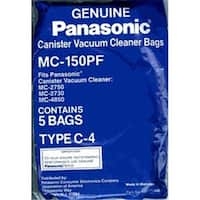 Panasonic MC150PF Canister Vacuum Cleaner Bag