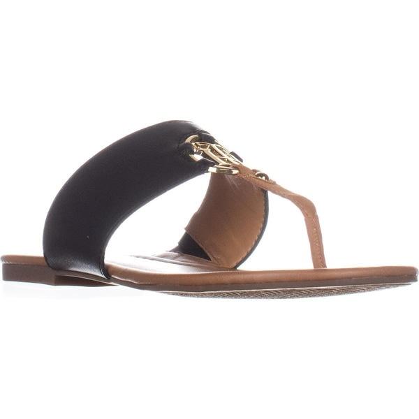 b1c14c8f9b874 ... Women s Shoes     Women s Sandals. Tommy Hilfiger Sia Cross Strap Flip  Flops
