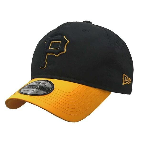 Shop New Era MLB Pittsburgh Pirates Batting Practice Baseball Hat 9Twenty  Cap - Free Shipping On Orders Over  45 - Overstock - 20359208 41d4b3362916