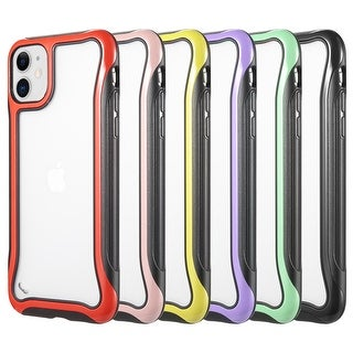 Air Armor Transparent Fuson Case Drop Proof Protection For iphone 11