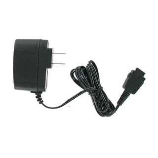 Unlimited Cellular Travel Charger for Archos 404, 405, 504, 604 MP3 Player (Blac