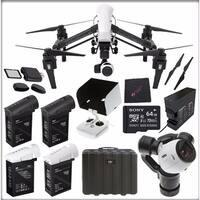 DJI Inspire 1 v2.0 Quadcopter Bundle
