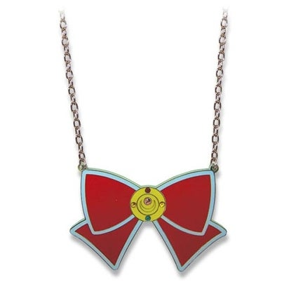 Sailor Moon Ribbon Necklace