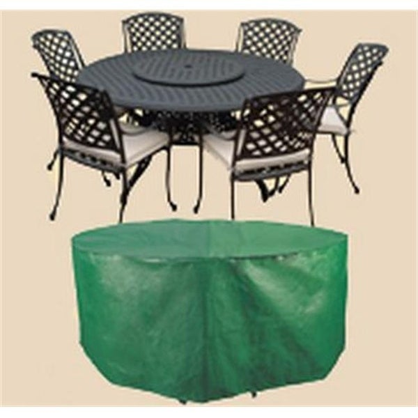 Shop Bosmere B321 84 Inch Round Patio Set Cover Free Shipping