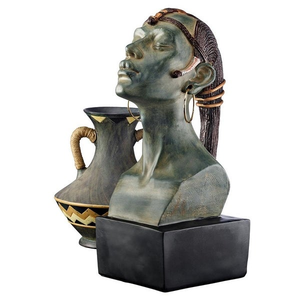 Design Toscano Nubian Princess Bust Sculpture