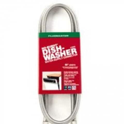 "Fluidmaster 6W48 Dishwasher Connector 48"""