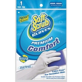 Soft Scrub Md Chem Resist Glove