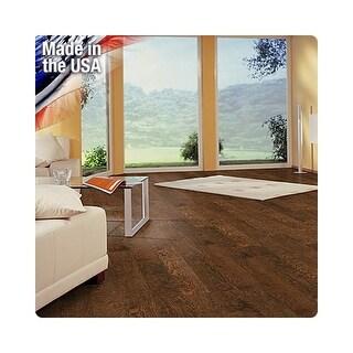 "Miseno MFLR-BL04-APPALACHIAN Blue Ridge Laminate Flooring - 5"" Planks (14 SF / Carton)"