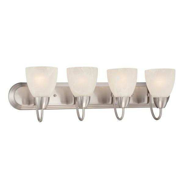 Designers Fountain 15005-4B Torino 4 Light Vanity Light