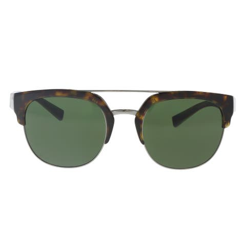 Dolce & Gabbana DG4317 502/71 Havana Square Sunglasses - 53-20-140