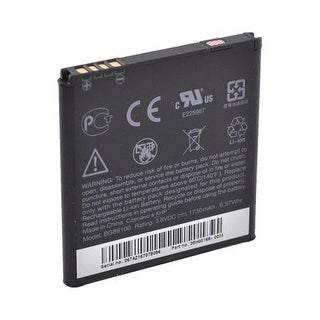 Battery for HTC 35H0016400M Replacement Battery