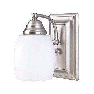 "Canarm IVL259A01 Griffin Single Light 4-5/8"" Wide Bathroom Sconce"