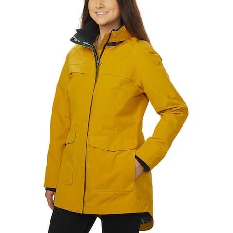 Pendleton Ladies' Rain Waterproof Hooded Jacket