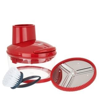 Kuhn Rikon 4-Cup Easy Cut Food Slicer & Grater Model K46999