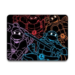 "Teenage Mutant Ninja Turtles 45""x60"" Characters Fleece Throw Blanket - Multi"