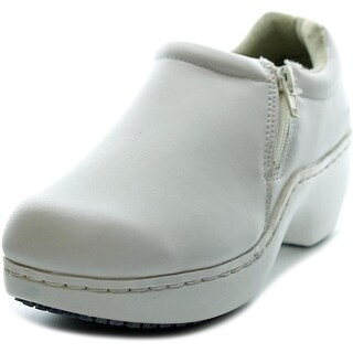 Spring Step Pro Milana W Round Toe Leather Work Shoe