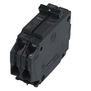 GE THQP240 Double Pole Circuit Breaker, 40 Amp