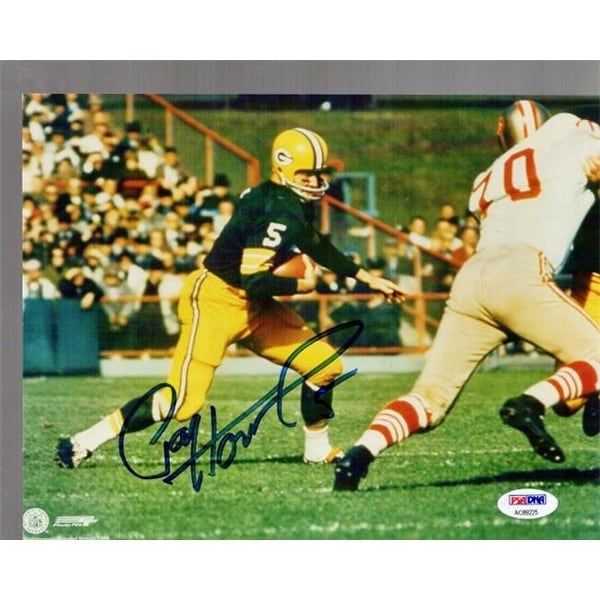2851df8041f Shop Paul Hornung Signed - Autographed Green Bay Packers 8 x 10 in. - Free  Shipping Today - Overstock.com - 23907025