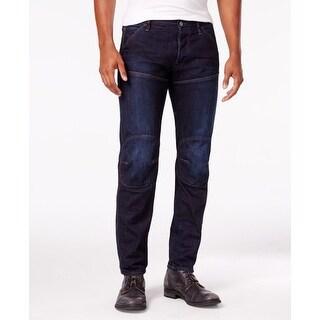 G-Star NEW Blue Men's Size 38x32 Moto Classic Straight Leg Jeans