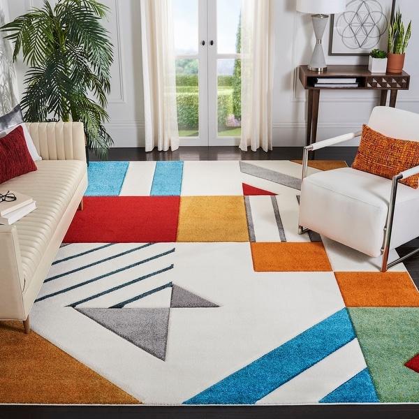 Safavieh Hollywood Tatianna Mid-Century Modern Abstract Rug