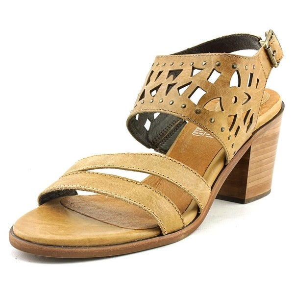 Ariat Poppy Women  Open Toe Leather Gold Sandals
