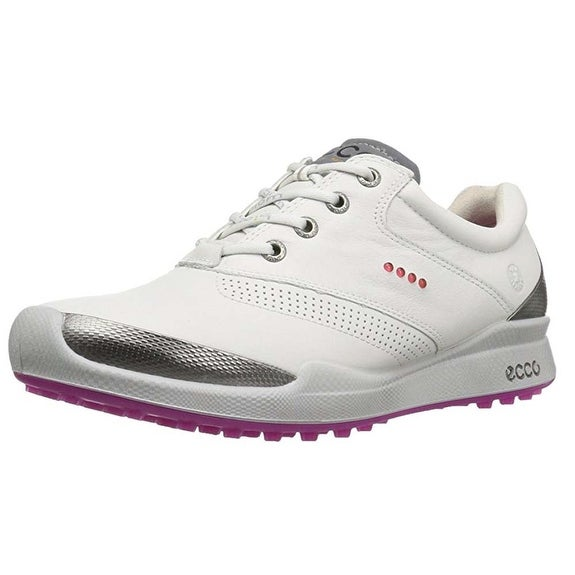 d321355baa10 Shop Ecco Womens Biom Hybrid 36 Euro 5-5.5 White Candy YAK Golf Shoes - Free  Shipping Today - Overstock - 19481122