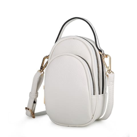 MKF Collection Claire Small Crossbody Bag by Mia K