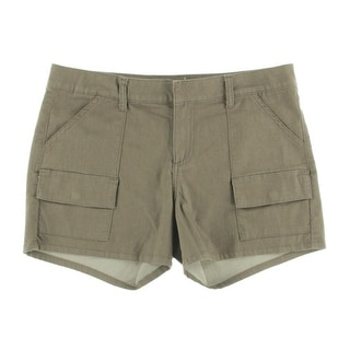 Kut From The Kloth Womens Casual Flat Front Cargo Shorts