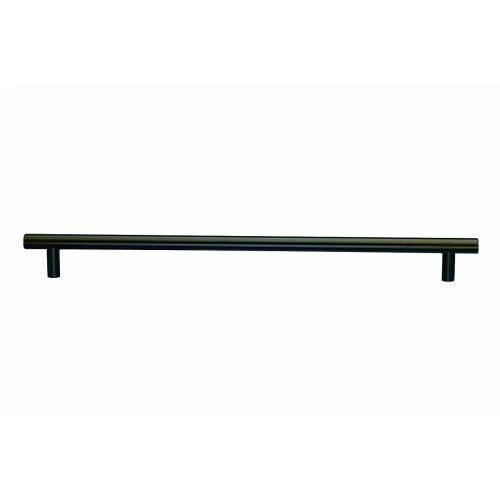 Top Knobs m1333-18 Hopewell 18 Inch Center to Center Bar Appliance Pull