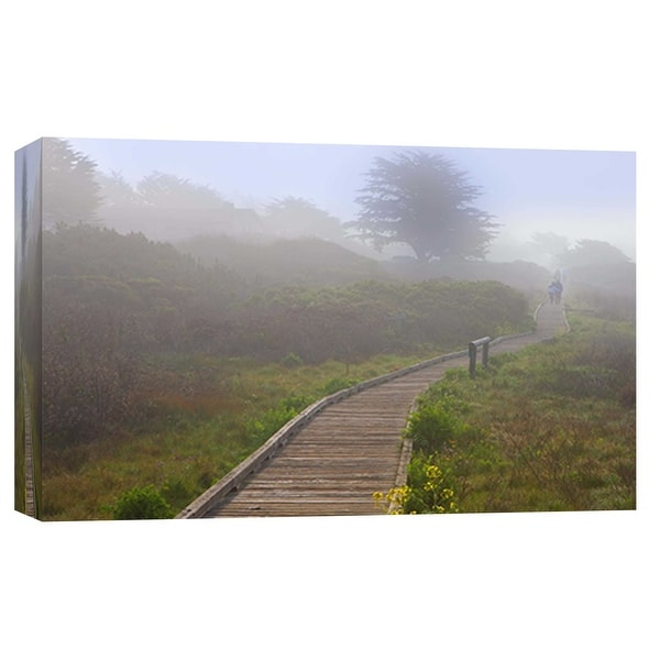 """PTM Images 9-101973 PTM Canvas Collection 8"""" x 10"""" - """"Southern Ca, Lifestyle 18"""" Giclee Forests Art Print on Canvas"""