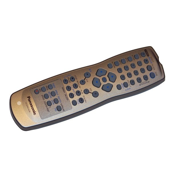 OEM Panasonic Remote Control Originally Shipped With: PVDF203, PV-DF203, PVDF273, PV-DF273