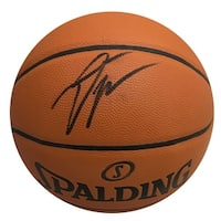 e4d78d1d7 Donovan Mitchell Utah Jazz Autographed NBA Signed Basketball PSA DNA COA
