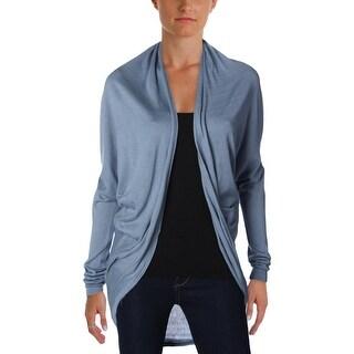 Lauren Ralph Lauren Womens Cholena Cardigan Sweater Crepe Ruffled (2  options available)