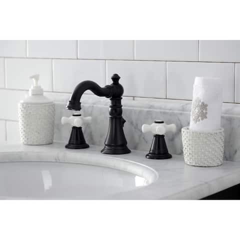 American Classic 8 in. Widespread Bathroom Faucet