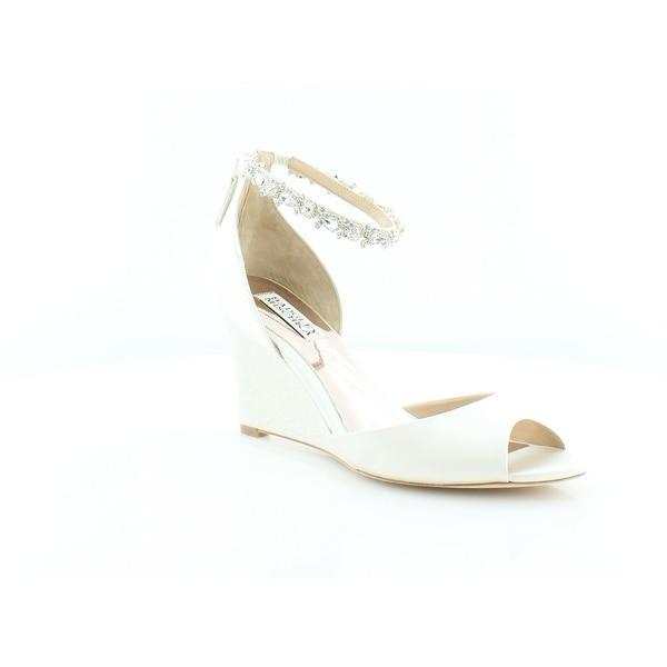 Badgley Mischka Tahlia Women's Heels IVR - 8.5